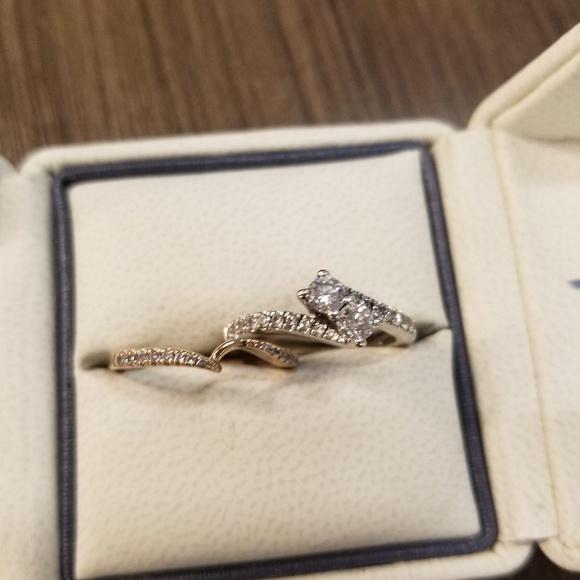 Ever Us By Kay Jewelry Ever Us Wedding Set Poshmark